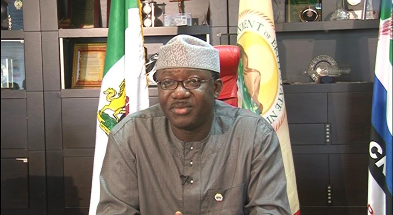 Dr Kayode Fayemi