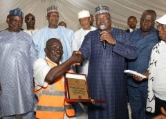 Why we are in a hurry to perform – Lawan    …commends NASS staff for hard work, dedication to duty