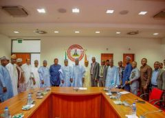 Senate President pledges support for Nigerian Surveyors