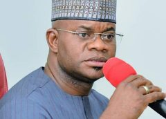 COVID-19: Gov Yahaya Bello lifts ban on religious congregations, urges preventive measures in worship centres