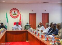 Insecurity: Drug barons funding terrorists, bandits– Senate President     …. says Nigeria,a transit route for traffickers