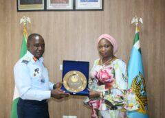 War on terror must be won,Chief of Air Staff assures NiDCOM Boss