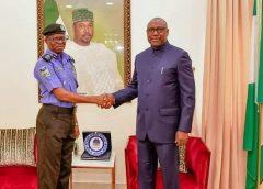 AIG Adamu Usmanbids farewell to Niger Gov   …. takes up new posting